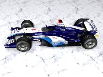 RaceCar RC-14 side view