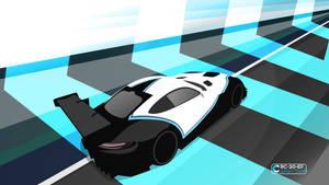 RaceCar RC-20-EF 'Ice'