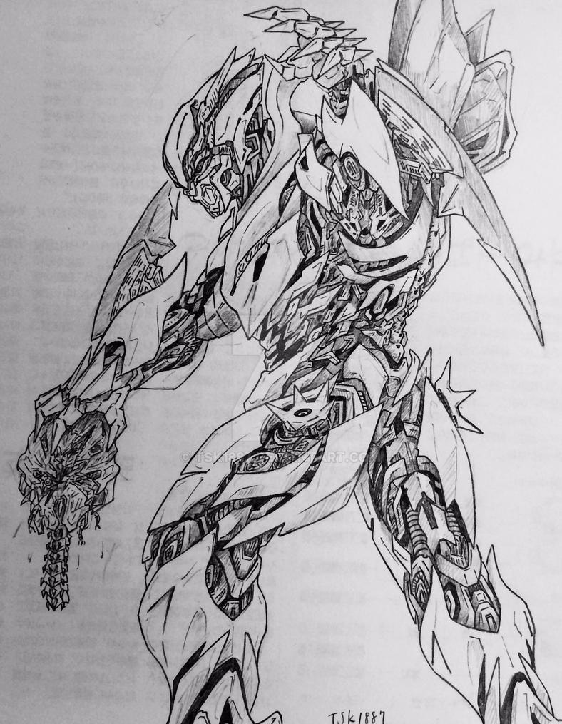 Dino by TSK1887