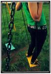 Colour Green by Ahnluhn