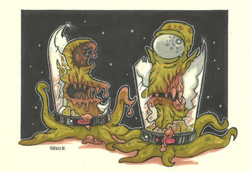 ZOMBIES FROM RIGEL VII by leagueof1