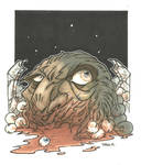 FACE OF BOE ZOMBIE VARIANT