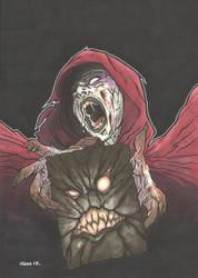 EVIL DEAD FAIRY TALES cover art by leagueof1
