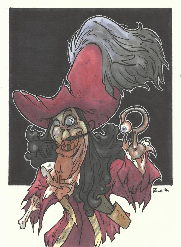 Zombie Disney Characters Drawings Fan Art Fright Days: D...