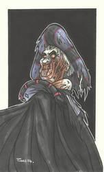 DISNEY ZOMBIE MASTERWORKS - FROLLO by leagueof1