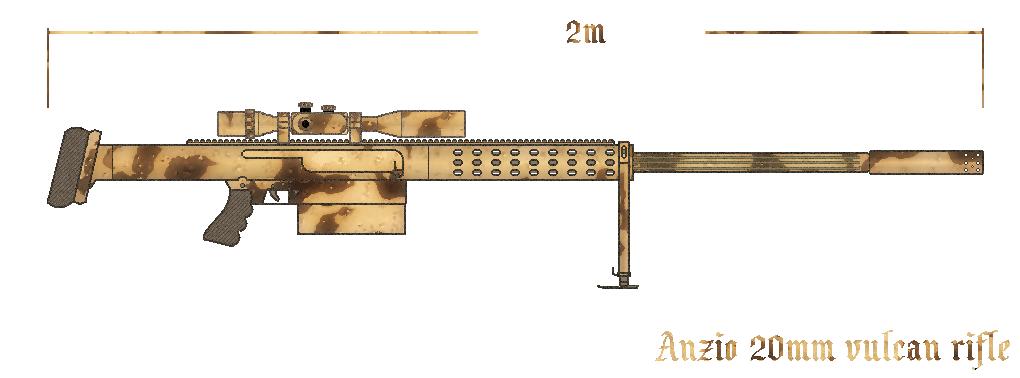 Anzio 20mm - FORUMS - Armaholic