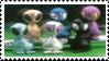 Alien Plushies Stamp by neeneer