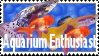 Aquarium Enthusiast Stamp by neeneer