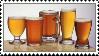 Microbrew Lovers Beers Stamp by neeneer