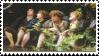LOTR Hobbits Stamp by neeneer