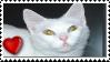 Love My Cat Stamp 2 by neeneer