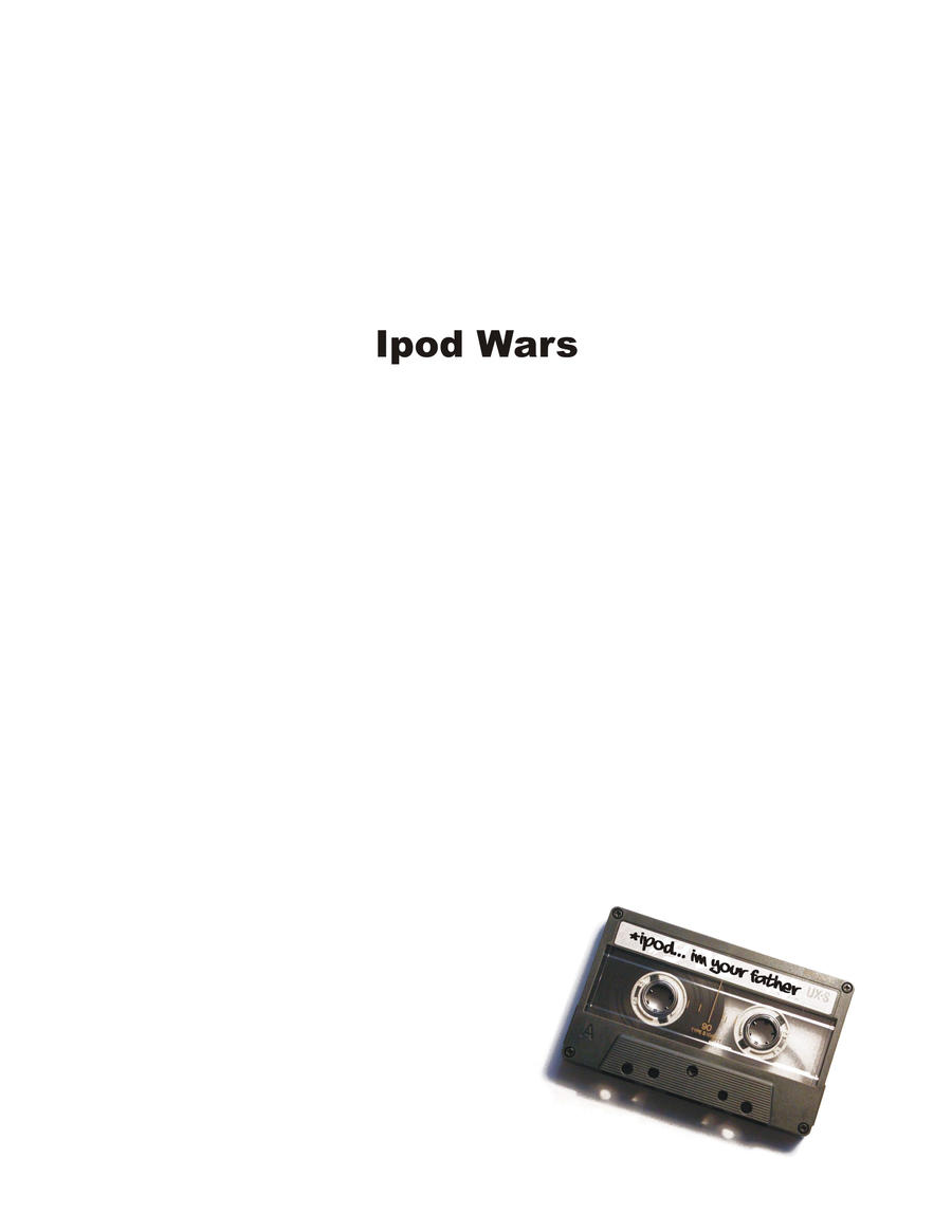 Ipod Wars by Arthur-I