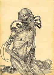 Mr. Mask by Skirill