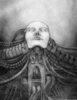 Strange machines VII by Skirill