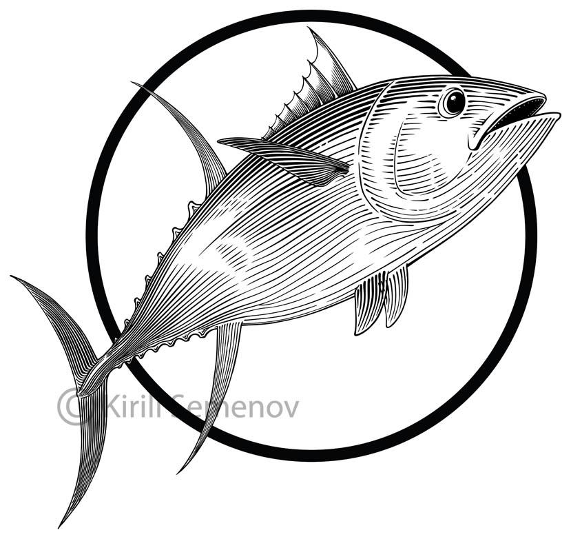 Tuna by Skirill