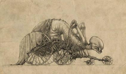 wheeled by Skirill