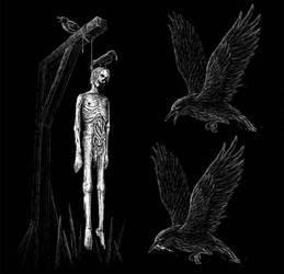Advent Sorrow by Skirill