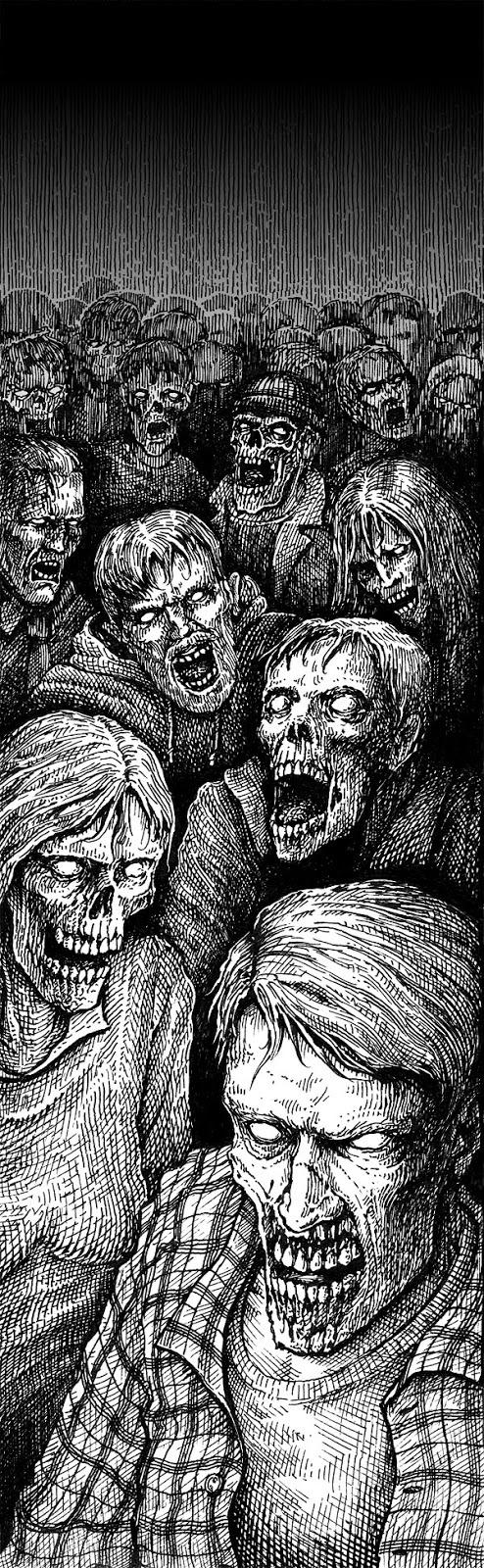 Walkers by Skirill