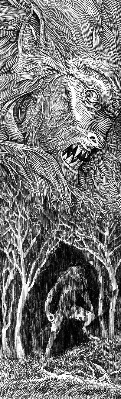Wolfman by Skirill