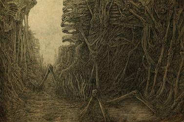 Caverna by Skirill