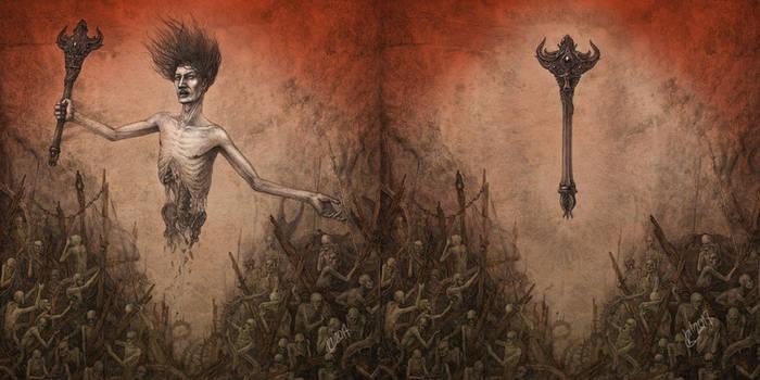 Perpetua EP cover art by Skirill