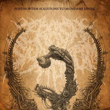 Crash Syndorm CD cover art by Skirill
