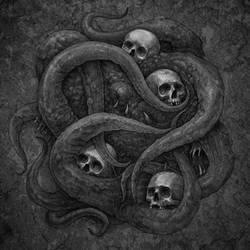 Tentacles and skulls