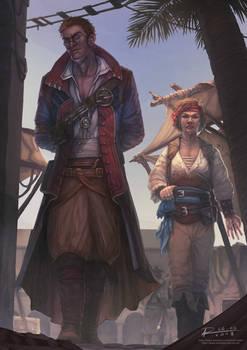 FANART Assassin's Creed Black Flag