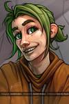 Chracterportrait: Lyra