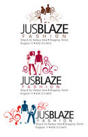 Jus Blaze Fashion Logo by Kycon
