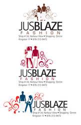 Jus Blaze Fashion Logo