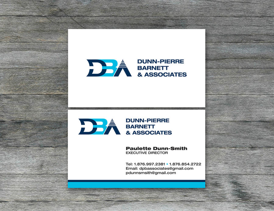 DBA Business card by Kycon on DeviantArt