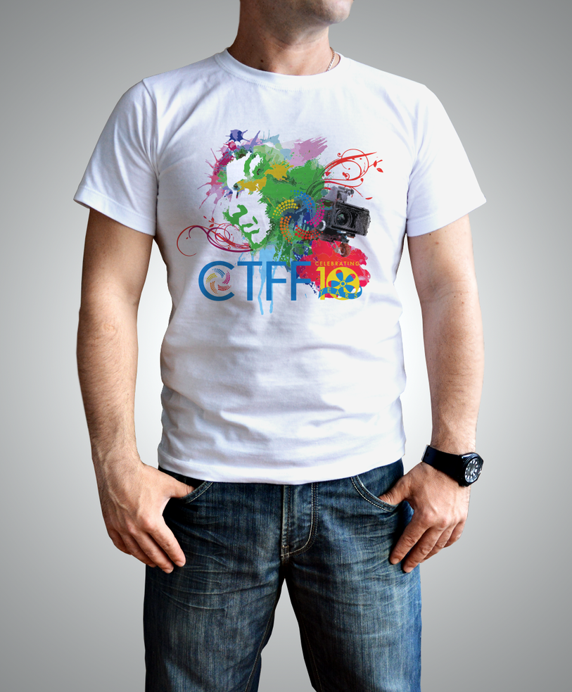 CT MockupT-shirt front by Kycon
