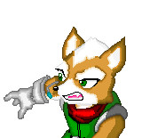 Fox McCloud Sprite Manga by Xeno-Guardian