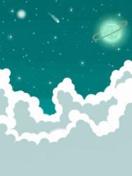 Colors! Celestial Breeze by ERI-16