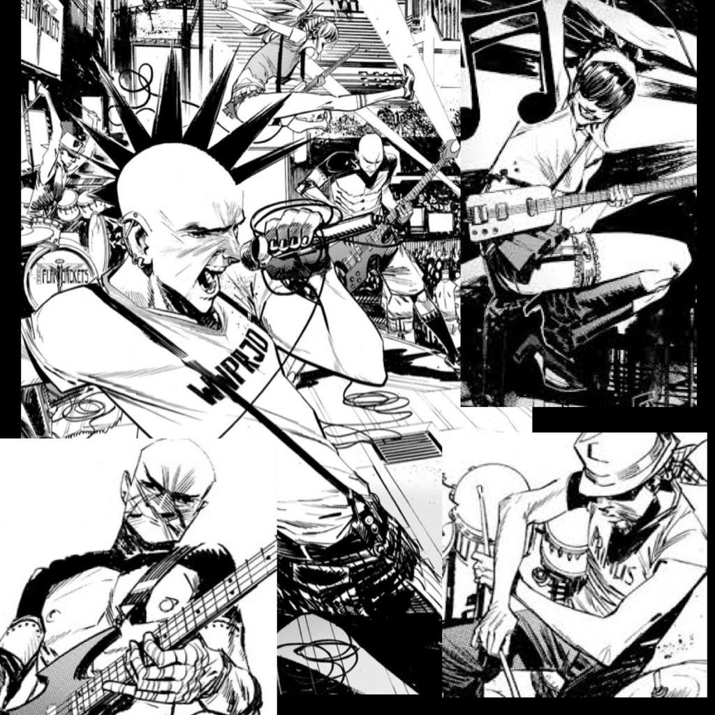 Punk Rock Art Wallpaper Images Free Download