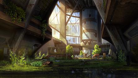 Watchful Industries Abandoned by eddieshred