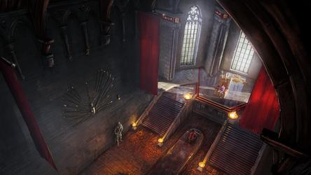 King Arthurs Throne Room