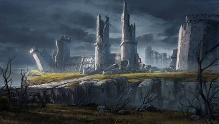 Corbenic Castle