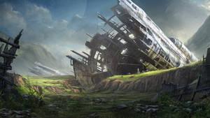 Spaceship Salvage