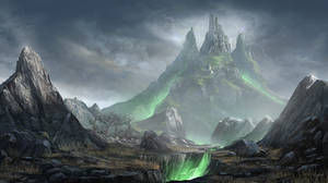 The Splintered Mountain.