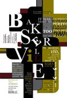 baskerville font poster by minorinfluence05