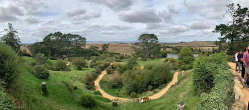 Shot of the Shire