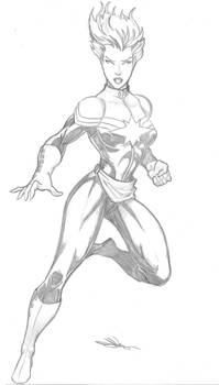 New Captain Marvel Fan Art