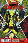 Savage Wolverine colored