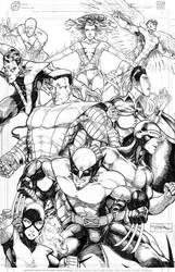 80's Uncanny X-Men