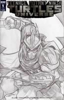 TMNT's SHREDDER