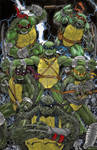 TMNT Commissioned Art for JDKY