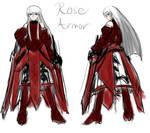 Concept: Beatrix Rose Armor