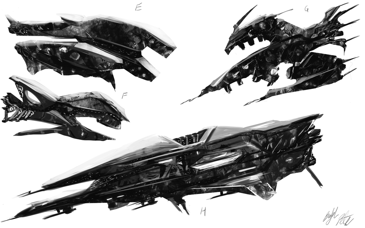 Black themed spaceship conceptual artwork and wallpapers 1 design - 28 Best Alien Spaceships Images On Pinterest Aliens Concept Art And Spaceships